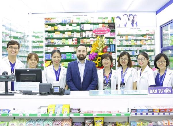 công ty cổ phần dược phẩm pharmacity