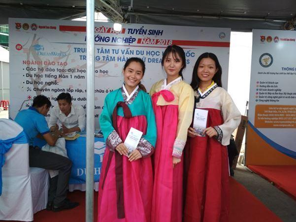 Đại học shinhan hàn Quốc và trung tâm tư vấn du học dreamwork