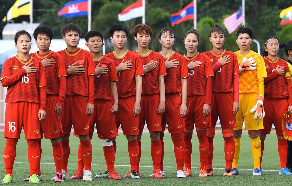 Nhiều trường trong EQuest Group tặng 90% học bổng cho các tuyển thủ nữ bóng đá SEA Games 2019