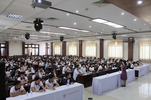 khai giảng nhập học đợt 4 tại trường BKSG