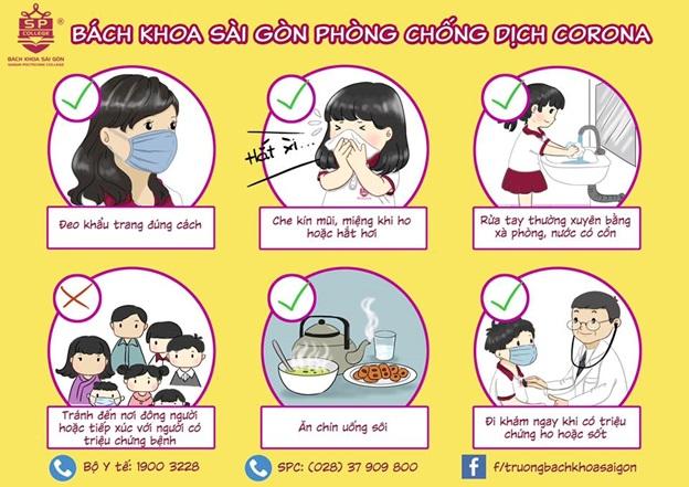 phòng dịch cúm nCov