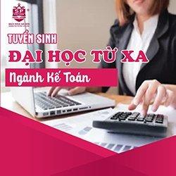 Đại học từ xa ngành kế toán