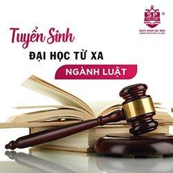 đại học từ xa ngành luật