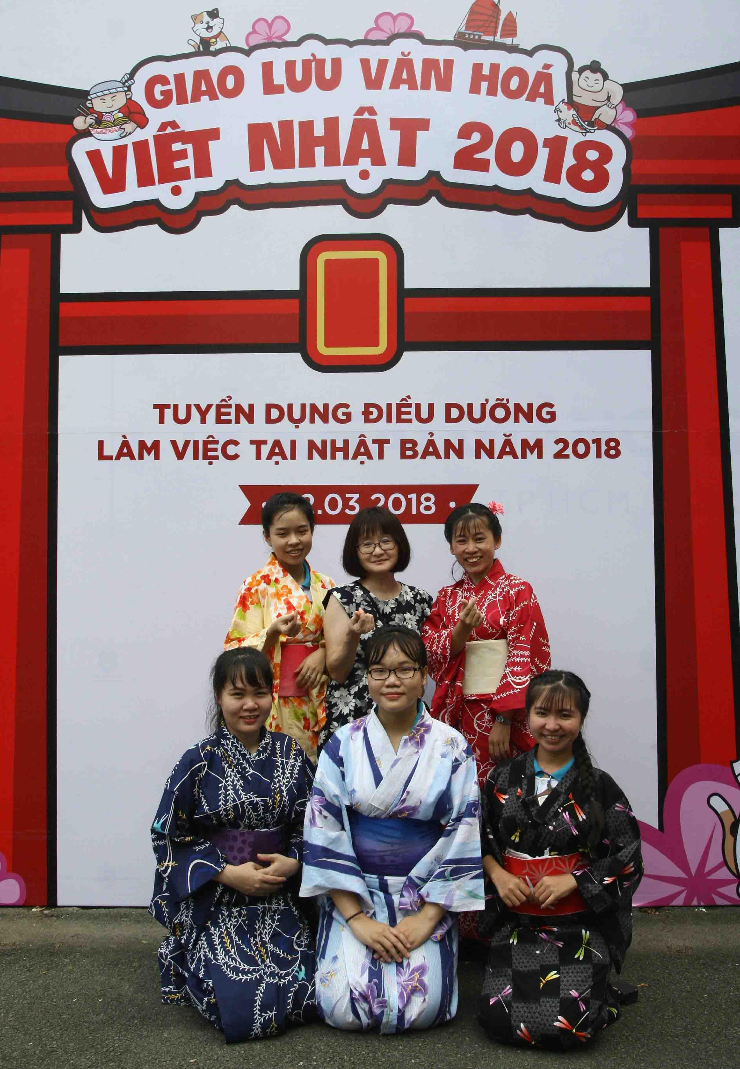 giao lưu văn hóa Việt Nhật tại Bách Khoa Sài Gòn