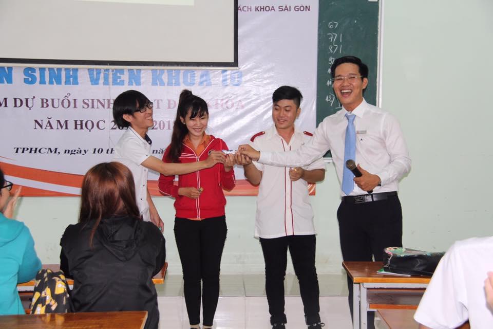 khai giang nam hoc 2017 - 2018