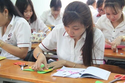 Học 12 tháng trở thành giáo viên mầm non - Cơ hội việc làm ổn định