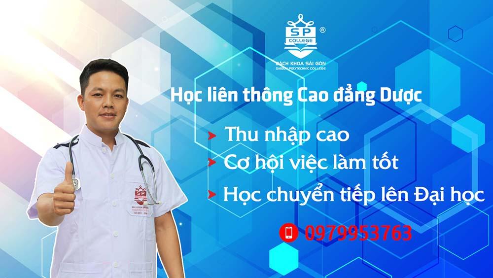 liên thông cao đẳng dược
