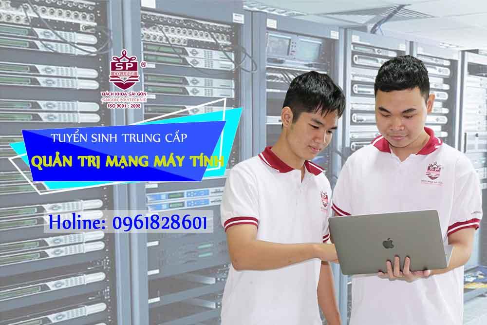 ngành quản trị mạng máy tính công việc và cơ hội