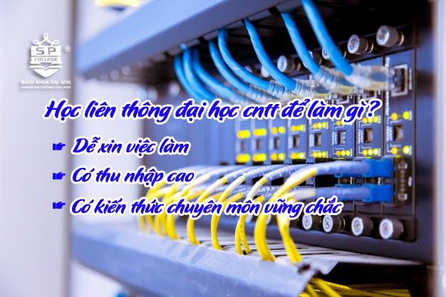 Lý do nên học liên thông đại học công nghệ thông tin tại Bách Khoa Sài Gòn