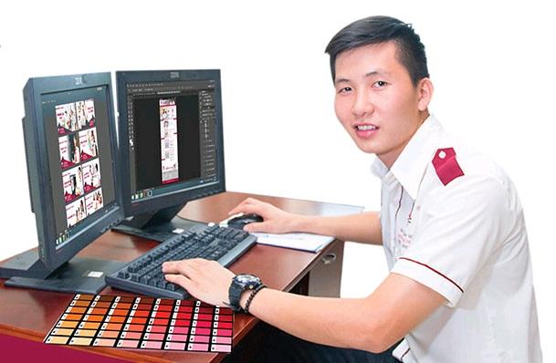 ngành thiết kế và quản lý website học tại tphcm