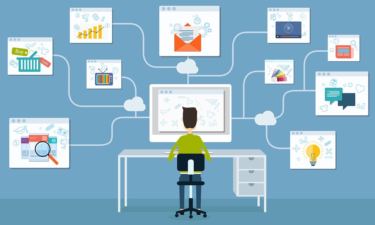 Sự phát triển của nghề thiết kế website