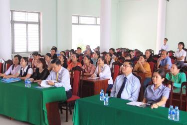 khai giảng lớp trung cấp kế toán tại tphcm