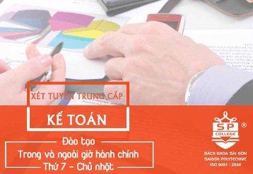 xét tuyển trung cấp kế toán tại TPHCM