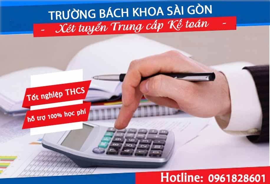 Cách làm hồ sơ đăng ký xét tuyển trung cấp kế toán