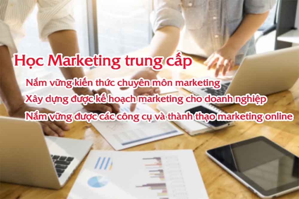 Ngành Marketing học những gì?