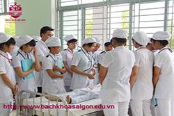 phòng học thực hành điều dưỡng đa khoa