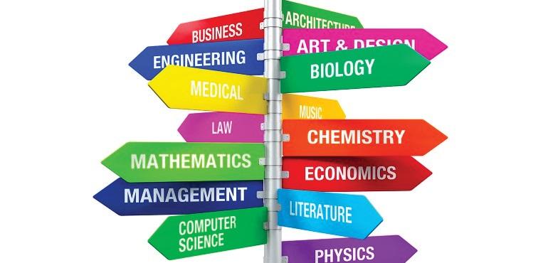 chọn ngành học theo sở thích