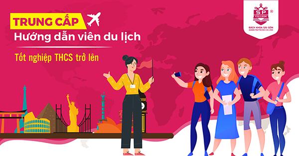 chương trình học ngành hướng dẫn du lịch