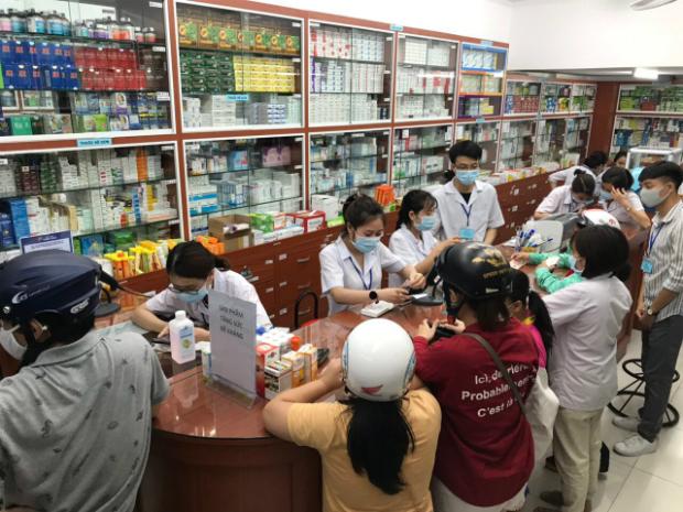 khát nhân lực dược sĩ tại các nhà thuốc và hãng dược