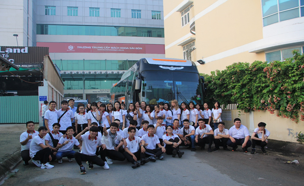 Kết thúc chuyến kiến tập Đà Lạt nhiều ý nghĩa của sinh viên ngành Hướng dẫn du lịch trường Bách Khoa Sài Gòn