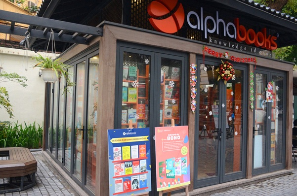 Công ty cổ phần Sách Alpha book