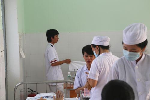 liên thông từ trung cấp lên đại học điều dưỡng