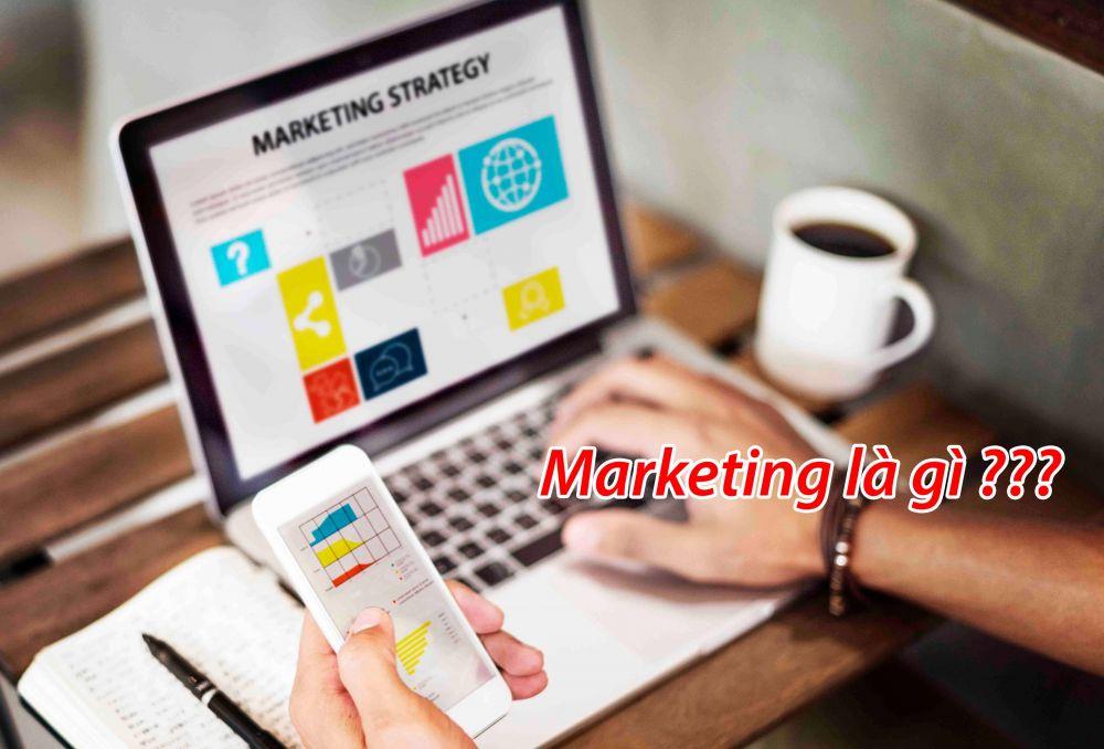 giải mã về ngành marketing