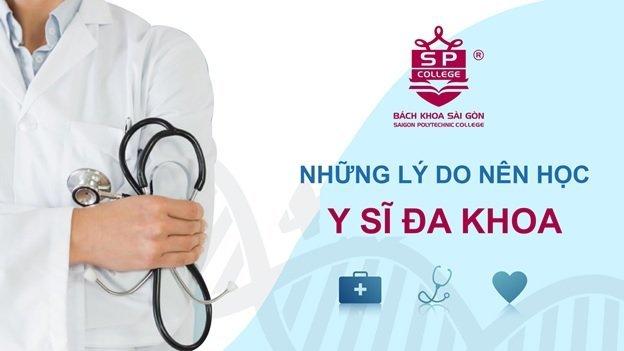có nên học y sĩ đa khoa