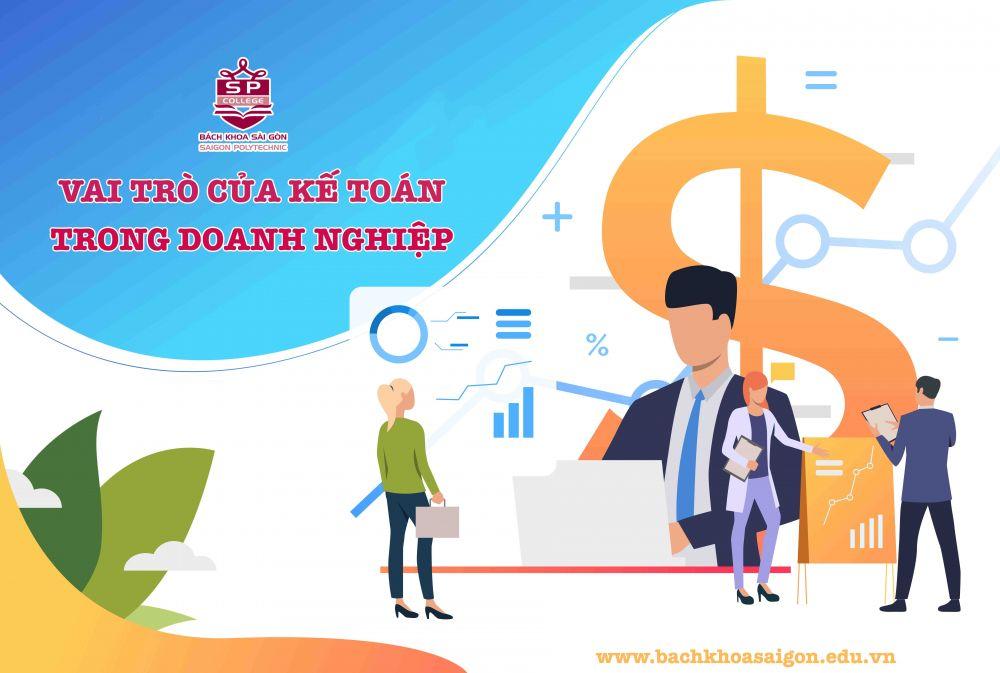 Vai trò của kế toán trong doanh nghiệp